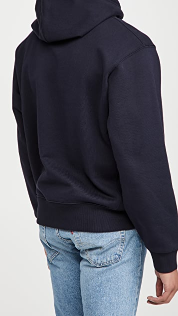 Lacoste Solid Hoodie
