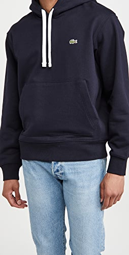 Lacoste - Solid Hoodie