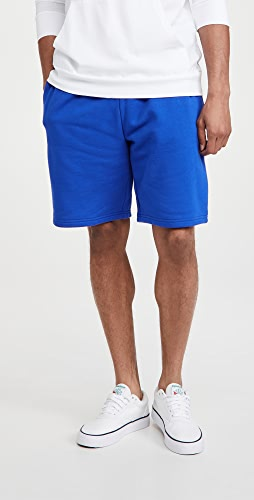 Lacoste - Solid Fleece Shorts