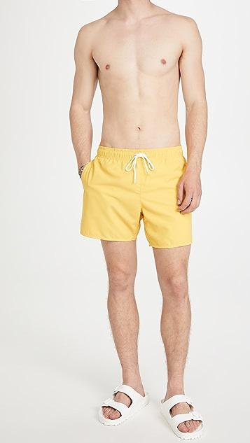 Lacoste Light Quick Dry Swim Shorts