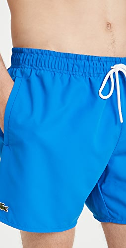 Lacoste - Light Quick Dry Swim Shorts