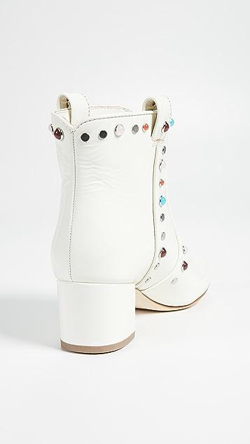 Laurence Dacade Belen Studded Booties