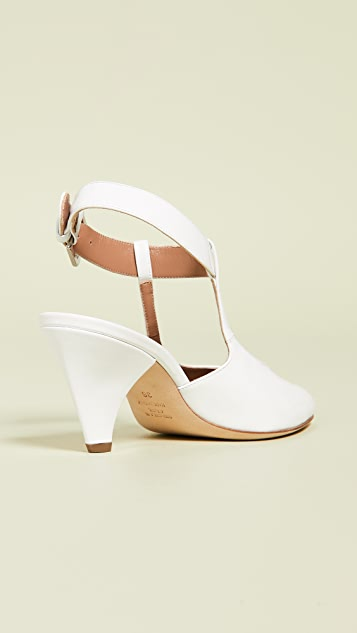 Laurence Dacade Tosca Ankle Strap Pumps