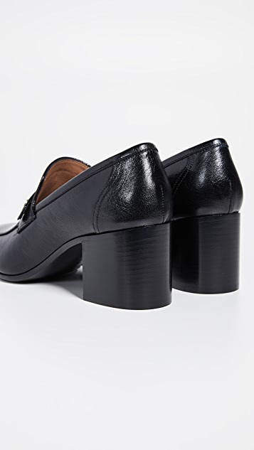 Laurence Dacade Tracy Heeled Loafers