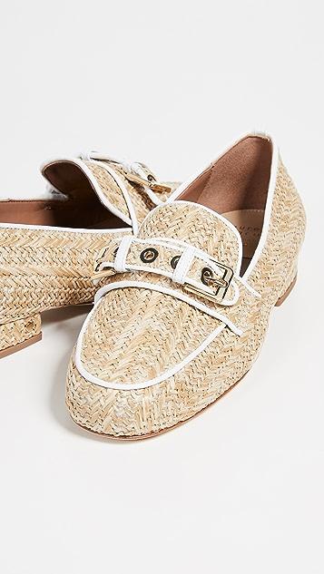 Laurence Dacade Rufus 平跟船鞋