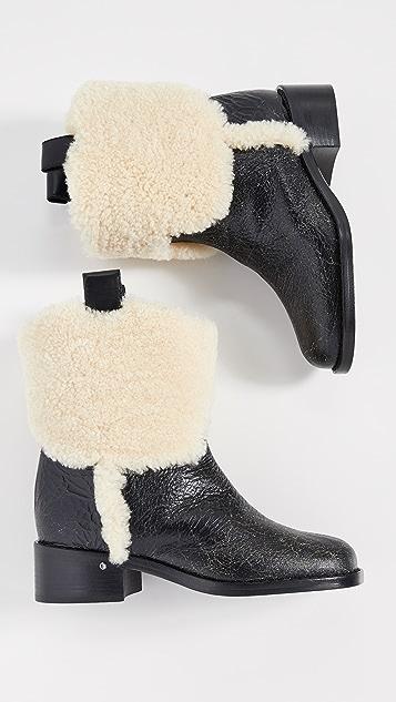 Laurence Dacade Tebaldo 靴子
