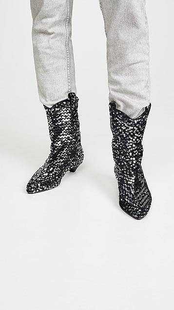 Laurence Dacade Vanessa 靴子
