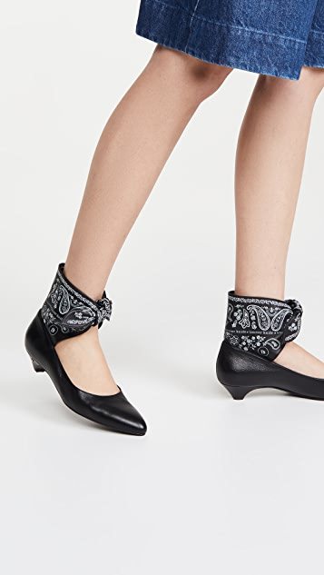 Laurence Dacade Agata 浅口鞋