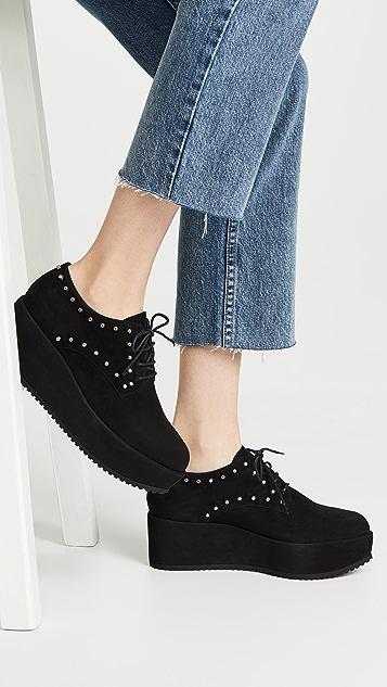 LD Tuttle Обувь на платформе в тон с заклепками