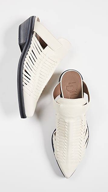 LD Tuttle The Flow Woven Mules