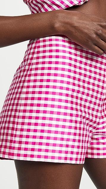 Leal Daccarett Corozo Shorts