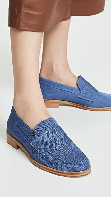 Leandra Medine Mr Loafers