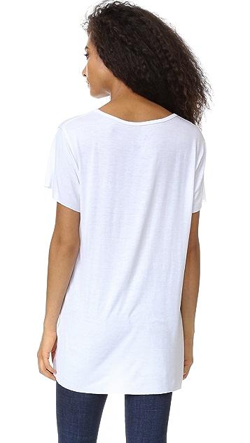 Le Beau Классическая футболка