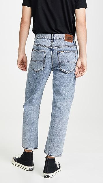 Lee Dad Jeans in Acid Trip Wash