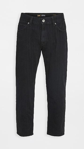 Lee Dad Jeans in Vintage Black