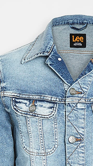 Lee Selvedge Denim Jacket