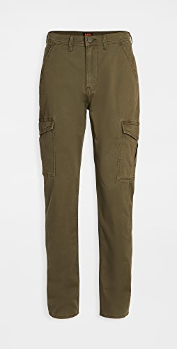 Lee - Regular Tapered Twill Cargo Pants