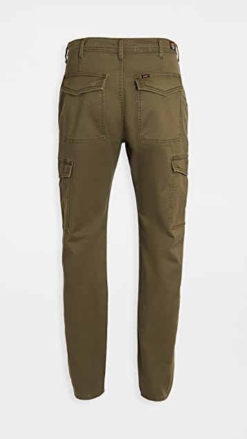 Lee Regular Tapered Twill Cargo Pants