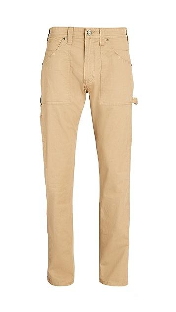 Lee Regular Straight Utility Pants