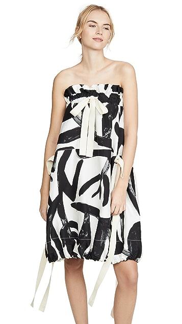 Lee Mathews Maisie Convertible Balloon Dress / Skirt