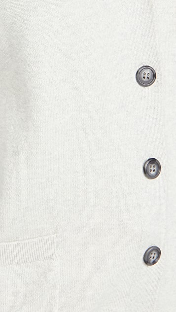 Lee Mathews Cotton Cashmere Cardigan