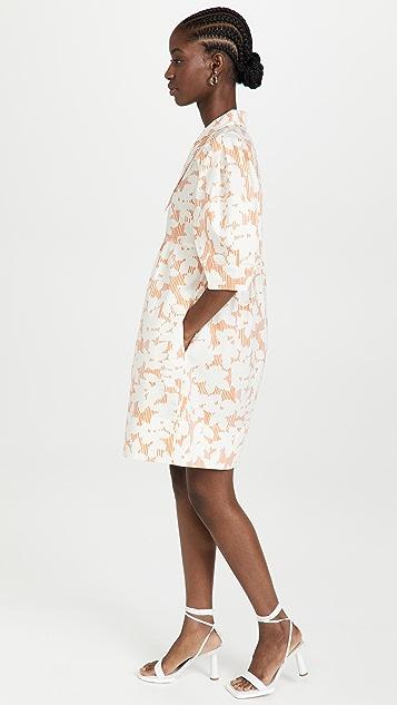 Lee Mathews Honeysuckle Mini Dress