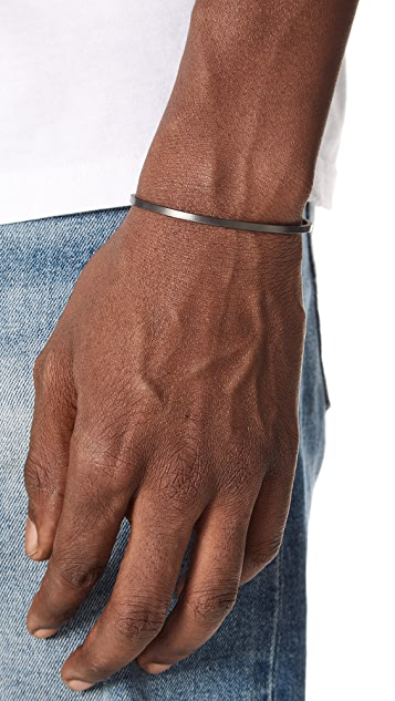 Le Gramme 7 Grammes Brushed Bracelet