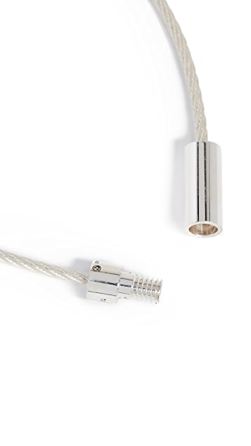 Le Gramme 7 Grammes Polished Cable Bracelet