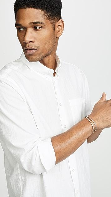 Le Gramme 7g Polished Bangle Bracelet