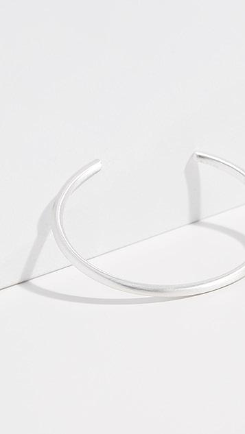 Le Gramme 15g Brushed Bangle Bracelet