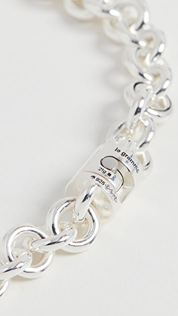 Le Gramme 21g Maillon Bracelet