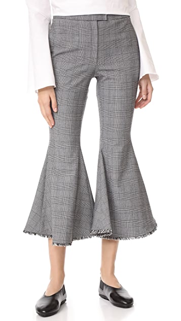LEHA Raw Edge Trousers