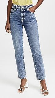 Le Jean Mr Stevie Slim Jeans