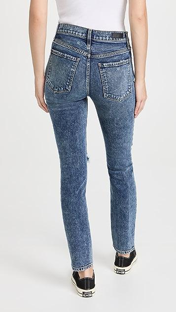 Le Jean Mr Vvie Slim Jeans