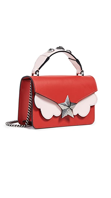 Les Jeunes Etoiles Миниатюрная сумка-портфель Vega