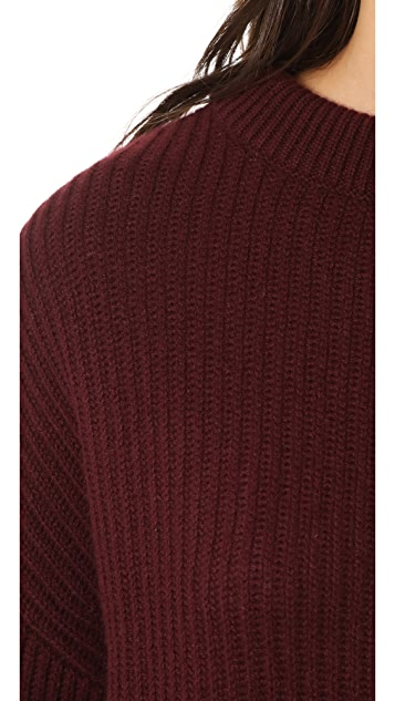 Le Kasha Ribbed Cashmere Sweater