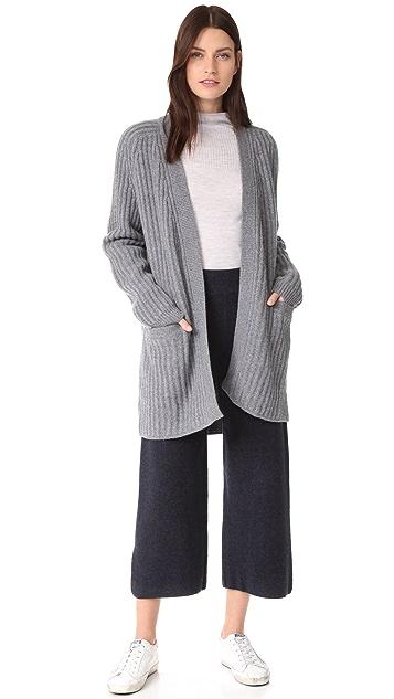 Le Kasha Cashmere Mock Neck Sweater