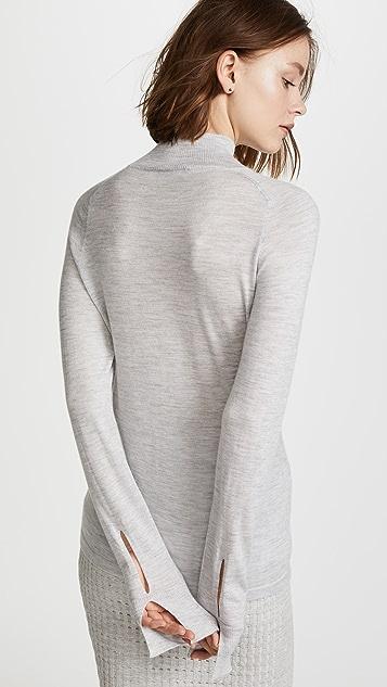 Le Kasha Кашемировый свитер Kariya