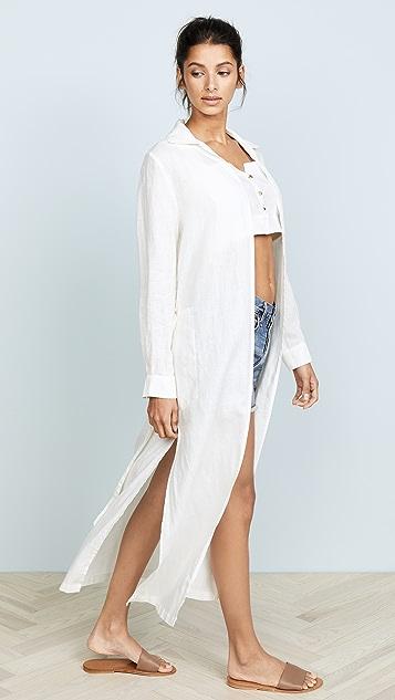 Le Kasha Yaffo Long Light Shirt