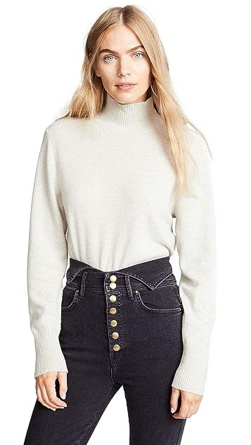 Le Kasha Однотонный кашемировый свитер Vail