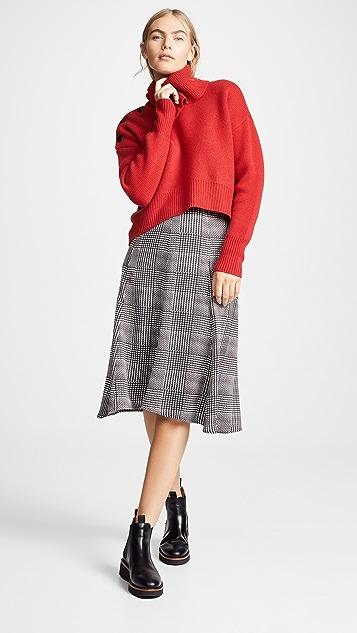 Le Kasha Etretate Cashmere Turtleneck Sweater