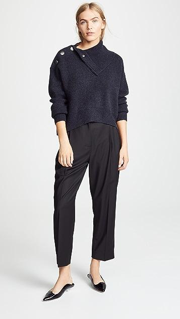 Le Kasha Etretate Turtleneck Sweater