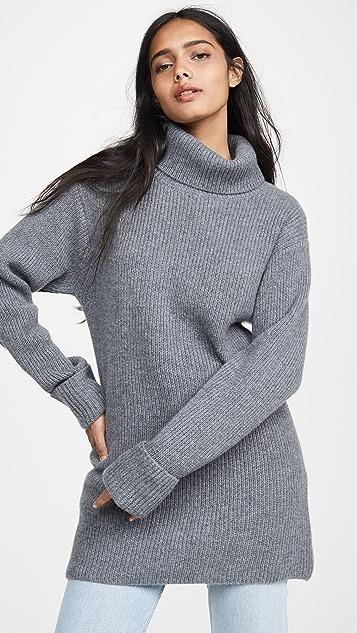 Le Kasha Arles Oversized Cashmere Sweater