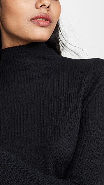 Le Kasha Athenes Cashmere Sweater Dress