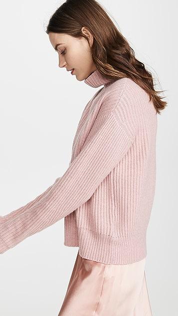Le Kasha Verbier Cashmere Sweater