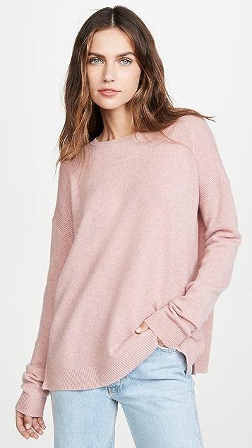 Le Kasha Crew Neck Cashmere Sweater
