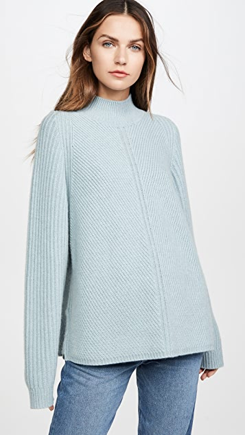 Le Kasha Oversized Cashmere Sweater