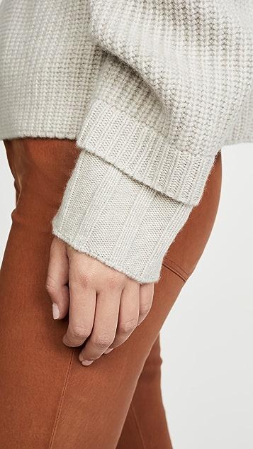 Le Kasha Oversize Cashmere Sweater