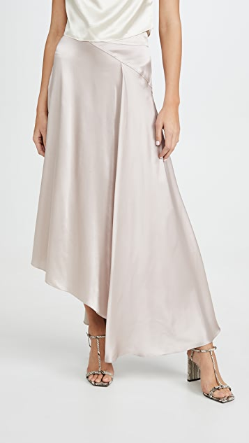 Le Kasha Silk Skirt