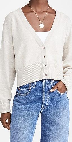 Le Kasha - Sydney 开司米羊绒开襟衫